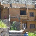 Le Village du Toubkal - arrivée