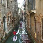 New mode of travel on the canals!