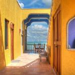 Sweeping views of the Caribbean from the Eco-lux Vacation Rental - Taj Mahahual