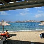 Paros Paros beach