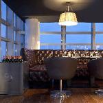 Grange Grill Main Dining Room Sofa Seat