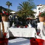 Terrace Restaurant El Mirlo Blanco