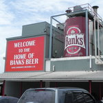 Banks Brewery - Building