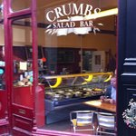 CRUMBS SALAD BAR