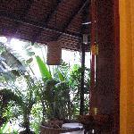 Al Fresco area of Restaurant
