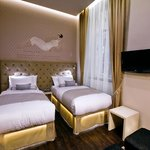 Design Hotel Jewel Prague Foto