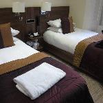 Room - Very, very clean hotel