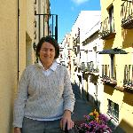 Balcony of Apt. Julie