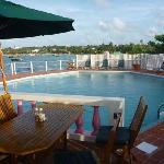 Arawak pool & deck