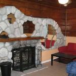 Studio Cabin - Living Area