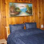 1 Bedroom Cabin - Bedroom