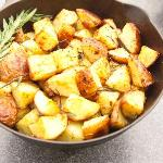 Roasted Red Potatoes are a Ray's staple!