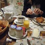 Le Petit Dejeuner!!