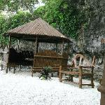 Beach hut heaven