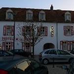 Foto van Hotel de la Plage