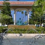 Courtyard at the Main Resort