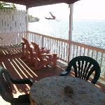 The Mango Suite terrace