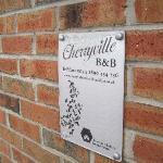 Front plaque