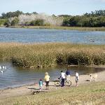 Laguna Sierra de los Padres