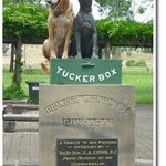 Make sure you visit the Dog on the Tuckerbox