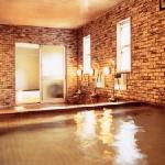 24時間入浴できる大浴場
