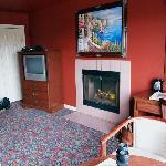 Room 306 interior.