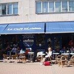 Le cafe Parisien,Portsmouth, April 2011