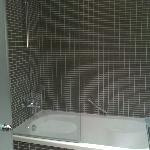Ducha y bañera