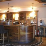 The Bar / Servers Area In The Yew Tree