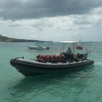our fun powerboat