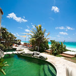 The best view in Tulum