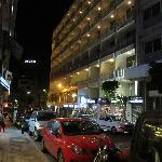 Hotel Cavalier, Hamra-Beirut