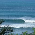 Santa Teresa waves