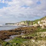 Bingin beach side