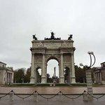 ミラノ平和の門
