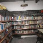 library- you can donate your books once read