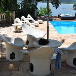 Meubles piscine