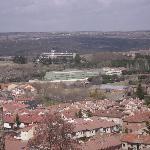 Universidad y Puente Romano