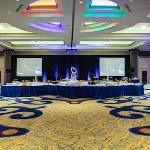 Ballroom to accomodate up to 800 guests for meetings, weddings or any business or social event