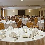 Courtyard Ballroom to accomodate up to 120 for Meetings, Weddings and other business or social e