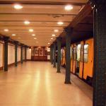 La plus vieille station de métro