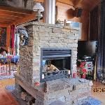 mmmm..fireplace...