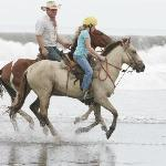 bilingual cowboy guide