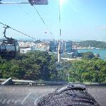 Cable Cart to Santosa