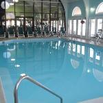 Indoor swimming pool at Kingsgate