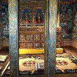 Buddhist Prayer Room within the suite
