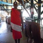the samburu man