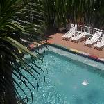 Poolside at Hotel Gloriana & Spa Montego Bay
