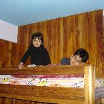 Kids enjoying Bunk Beds