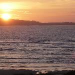 Sunset at St-Ives Bay